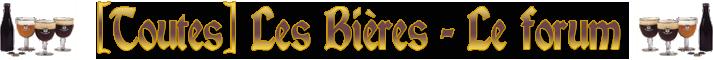 forum biere